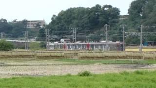 【撮影練習】あの夏で待ってるラッピング列車 3 あの夏で待ってる 検索動画 33
