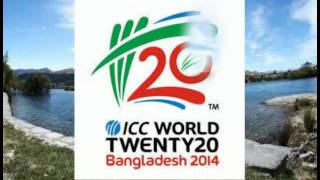 ICC World Cup T20 2014 Match Schedule