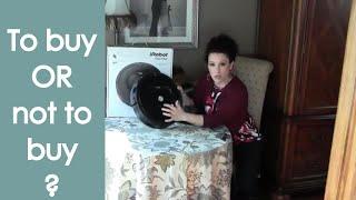 iRobot Roomba 805 Vacuum Review (2017) - Renee Romeo