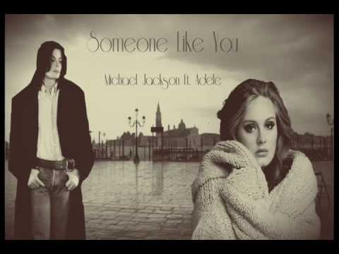 Michael Jackson (Jean Walker) ft. Adele - Someone Like You