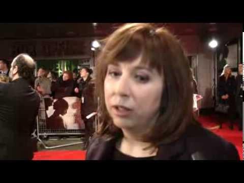 Abi Morgan Interview - The Invisible Woman Premiere