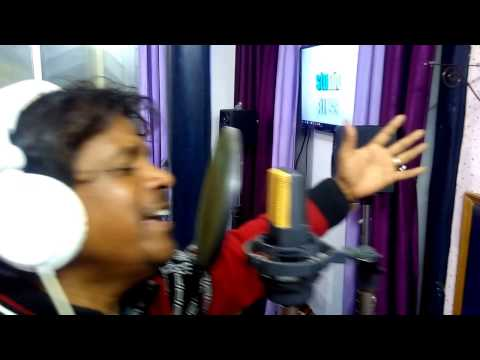 Nagpuri singar egnesh track voice dubbing