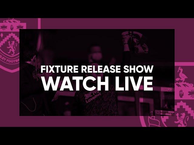 LIVE FIXTURES RELEASE SHOW | 2021/22