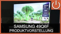 Samsung GQ49Q6F QLED 2018 - Produktvorstellung - Thomas Electronic Online Shop