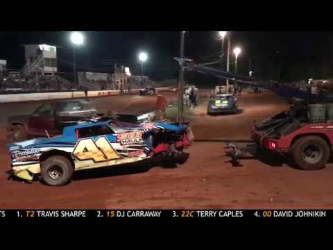 Sumter Speedway Recap 4/6/2019