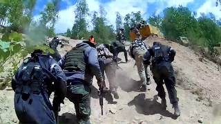 D DAY 2017 Big game Paintball scenario