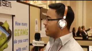 Aedle Headphones First Look | TechCrunch At CES 2013