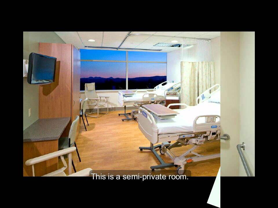 Beds In Hospital Rooms