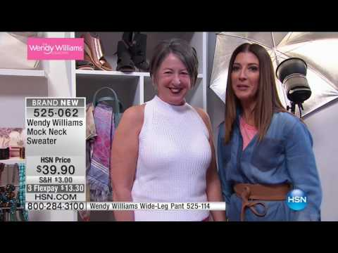 HSN | Wendy Williams Fashions 03.18.2017 - 05 PM