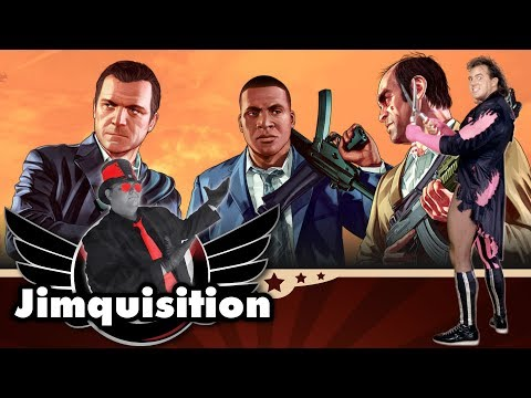 Mod Theft Auto (The Jimquisition)