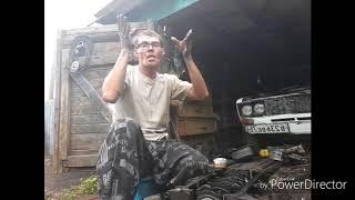Ваз 2106 ремонт двигатель ( глухих )- 2часть