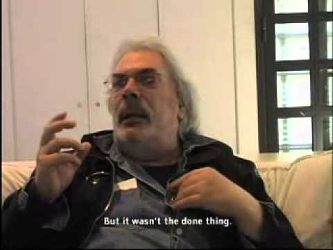 Romano Scavolini interview With English subtitles (Director of NIGHTMARE) (2/3)
