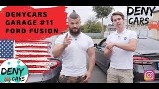 DENYcars garage СЕРИЯ  11. Ford Fusion Tit за 2500$