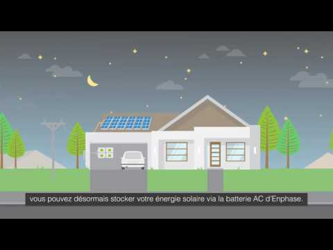 La Home Energy Solution de Enphase  - Sous titres français
