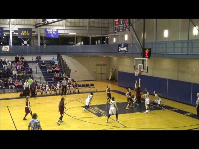 Game Highlights Girls' Basketball: Berne-Knox vs Mekeel