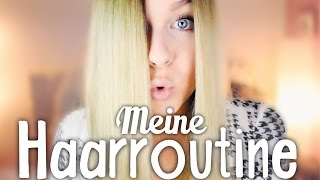 MEINE HAARROUTINE ♡ | Dagi Bee