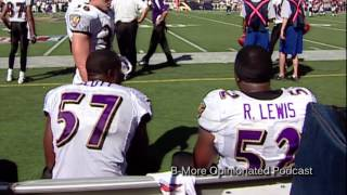 Bart Scott Clowns On Ray Lewis | Final Drive | Baltimore Ravens