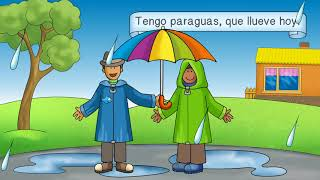 La ropa | Spanish clothing song for kids (weather & free activities too!)