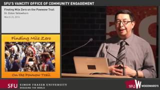 Aboriginal Lecture Series 2016: Finding Mile Zero on the Powwow Trail