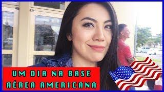 ASSISTI UM SHOW NA BASE AÉREA AMERICANA (Natalie Imbruglia) | Bárbara Hudz