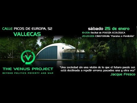 Projecto Venus Cineforum Madrid Enero 2014