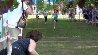 25 бег девочки  2005  500м