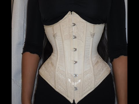 Jupiter Moon 3 Ganymede corset REVIEW | Lucy