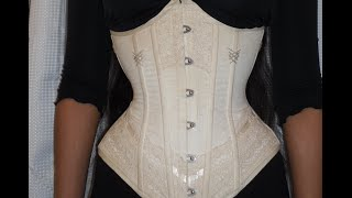 Jupiter Moon 3 Ganymede corset REVIEW