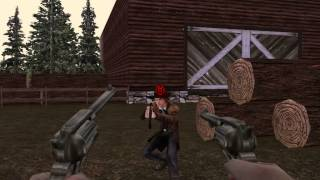 Western Outlaw Wanted Dead or Alive Gameplay