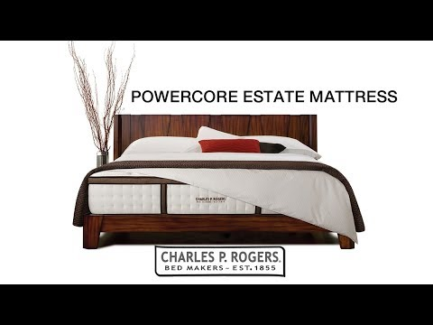Powercore Estate Mattress from Charles P Rogers