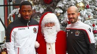 C'est Noël à l'OGC Nice !
