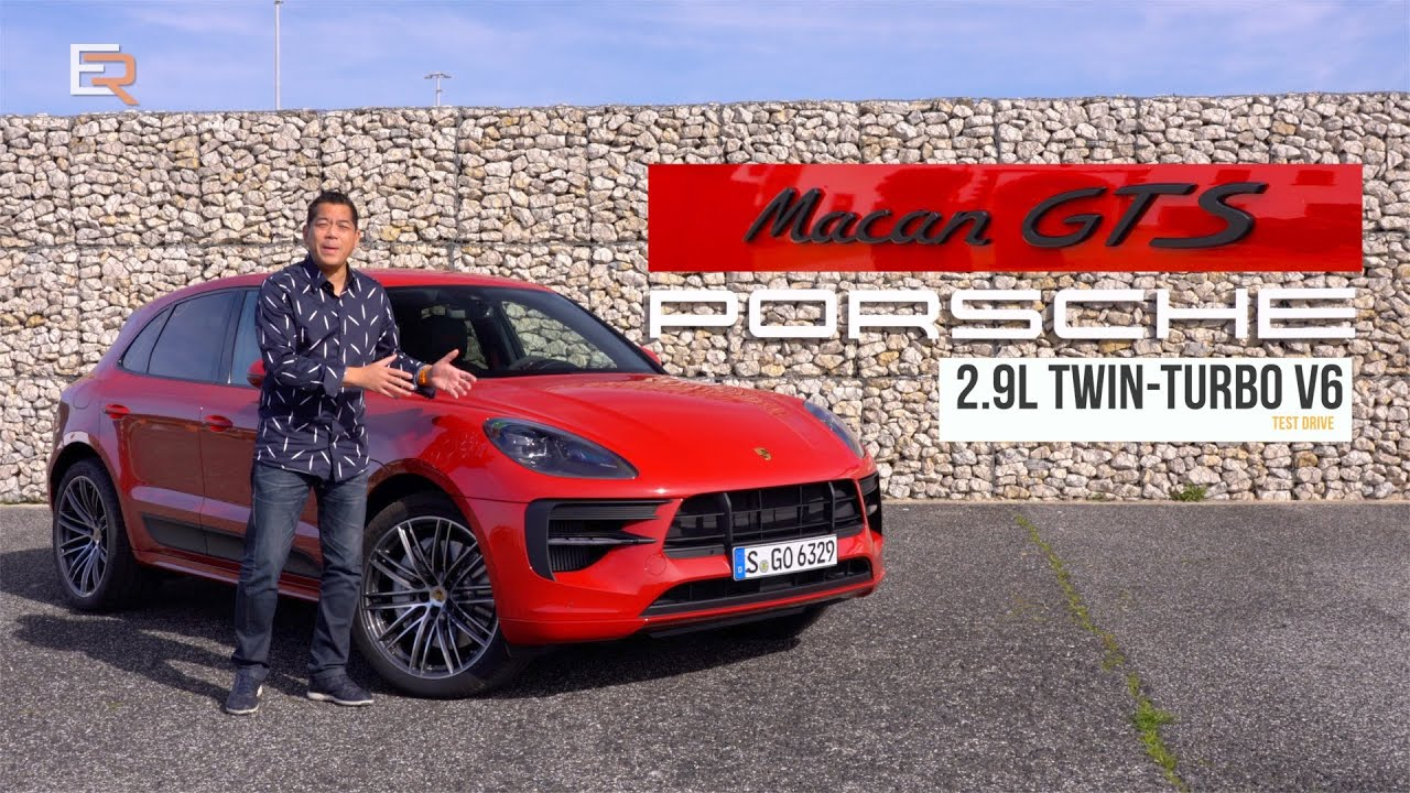 2020 Porsche Macan Gts Review This Really Puts The S In Suv Youtube