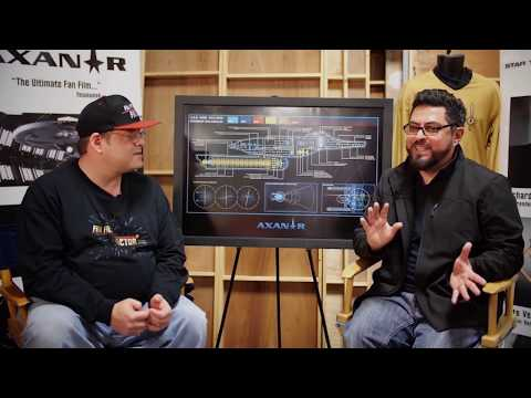 Albert Martinez Axacon Interview w/ Exclusive version of Chasing the Infinite Sky