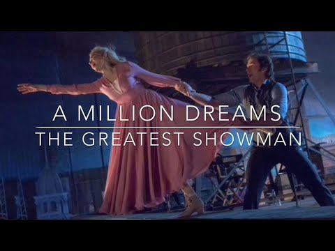 A MILLION DREAMS LYRIC KARAOKE ORI 🎤🎤🌎 THE GREATEST SHOWMAN (AMAIPERRY)
