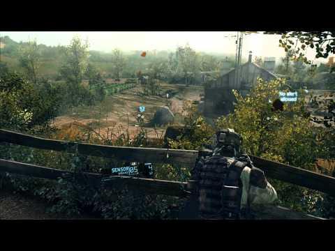 Ghost Recon Future Soldier: Inside Recon - Raven Strike [North America]