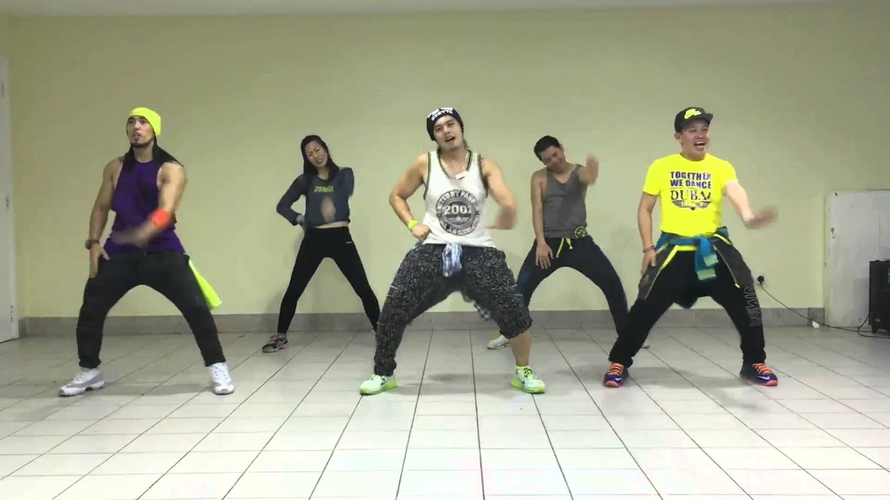 Download PSY-DADDY Zumba® Choreographed by Alfredo Jay