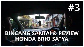 REVIEW HONDA BRIO SATYA