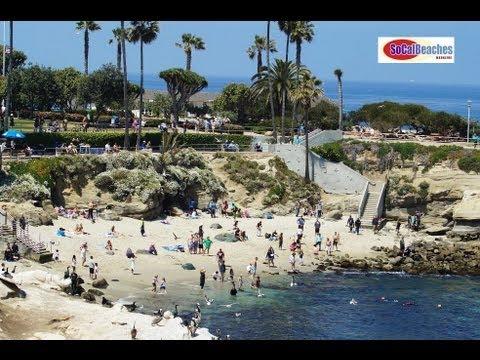 La Jolla Cove Beach San Diego