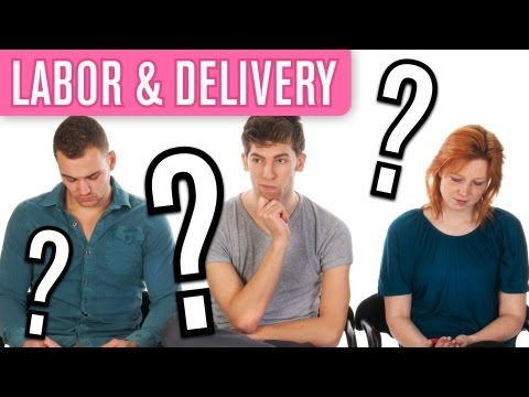 Who You Should Have in Delivery Room | Pregnancy