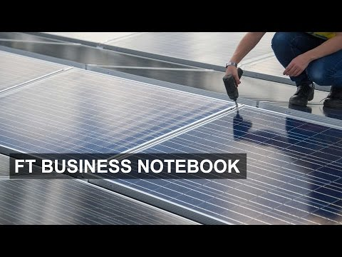Las Vegas bets on solar power I FT Business Notebook