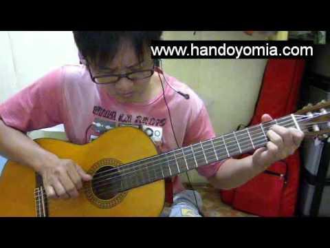 你是我的眼 Ni Shi Wo De Yan - 蕭煌奇 Xiao Huang Qi - FingerStyle Guitar Solo