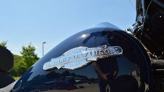 SOLD! 2014 Harley-Davidson® FLHTK - Electra Glide® Ultra Limited Blue Peace Officer Edition