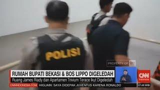 Download Video Rumah Bupati Bekasi dan Bos Lippo Digeledah MP3 3GP MP4