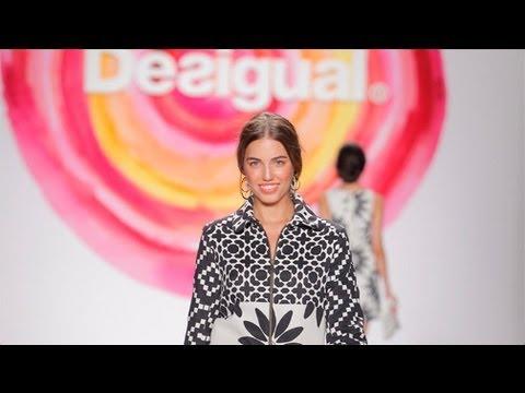 Desigual New York Fashion Week Show SS '14 - full streaming version