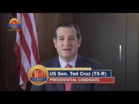 Ted Cruz Interview