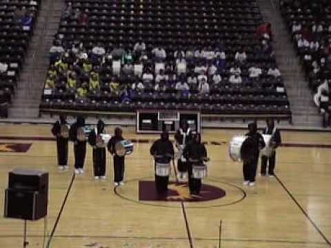 A. Maceo Smith HS Drumline