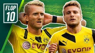 SchlEchte Liebe! Borussia Dortmunds Top 10 Transfer Fails!