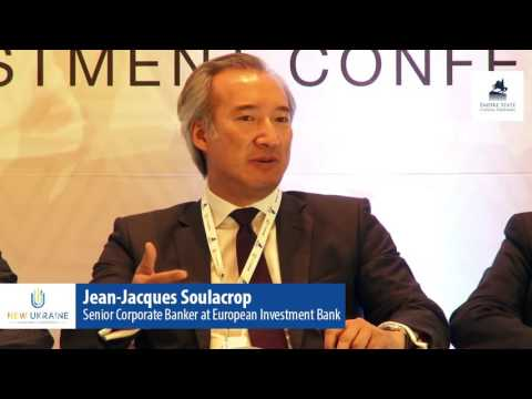 Jean Jacques Soulacrop, Senior Corporate Banker at European Investment Bank