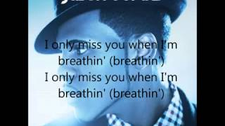 Jason Derulo - Breathing [official Lyrics Video] original HQ