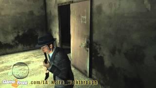 LA Noire Walkthrough - PT. 94 - Story Mission 21 - A Different Kind of War - Part 4